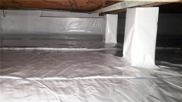 Crawl Space is Saved Just in Time to Sell in Woodcliff Lake, NJ