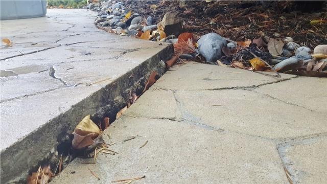 PolyLevel Removes Tripping Hazard in Washington Township, NJ