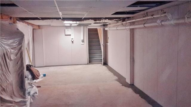 New Walls Transform this Basement in Jackson, NJ - After Photo