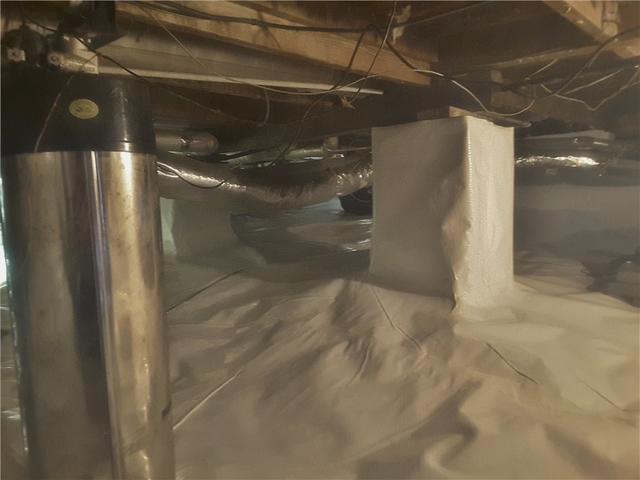 Crawl Space Encapsulation in Denville, NJ