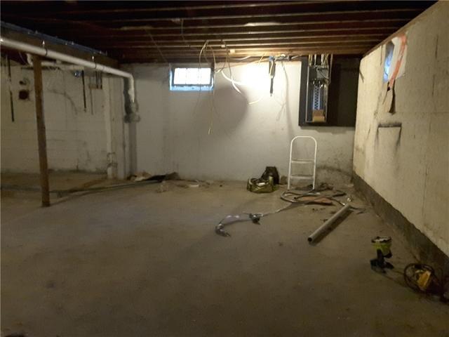 CleanSpace Installed Prevents Moisture in Neptune, NJ Basement