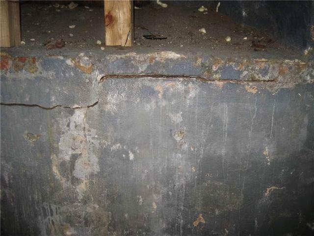 Atlantic Highlands, NJ - Large Cracks in the Basement Walls