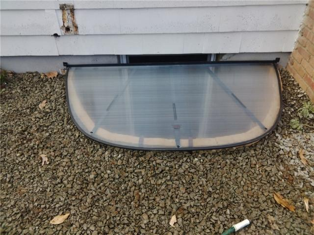 New Basement Windows with Rockwell Installed in Warren, NJ