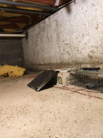 Cold Kitchen Floors are Made Warm in Haskell, NJ with Crawlspace Repair