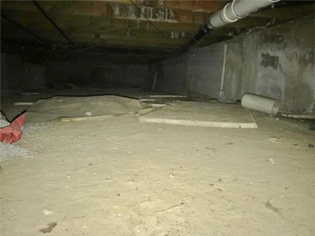 Check out this Crawl Space Transformation in Berkeley Township, NJ
