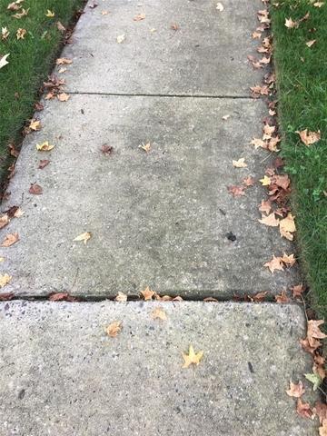 PolyLevel Raises Uneven Sidewalk In Mount Laurel, NJ