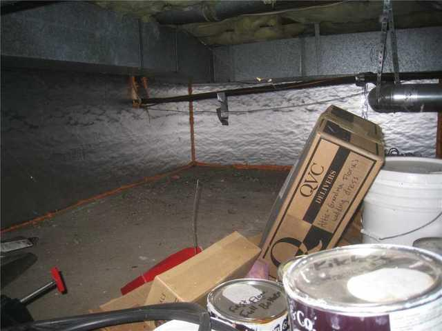 Damp and Musty Crawl Space Repaired in Hopewell, NJ