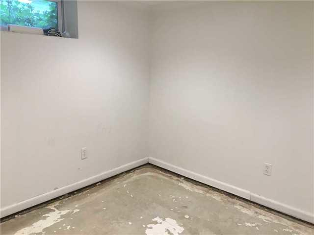 Basement Finishing with Wall Restoration System Installed, Bergenfield, NJ