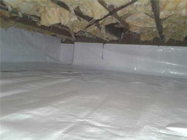 Clean Crawl Space in Basking Ridge, NJ