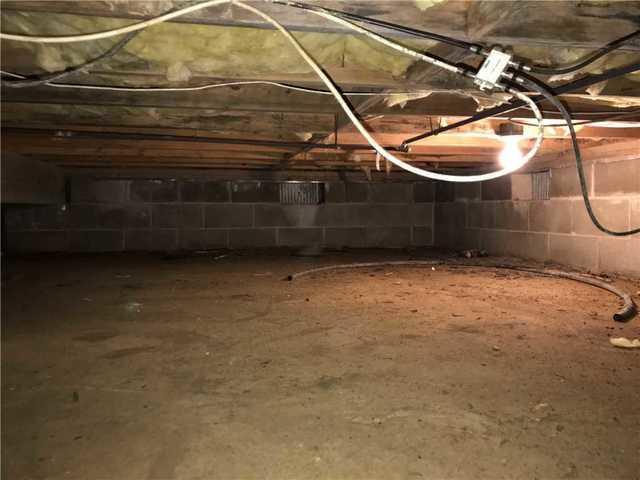 Damp Crawl Space Repair in Barnegat, NJ