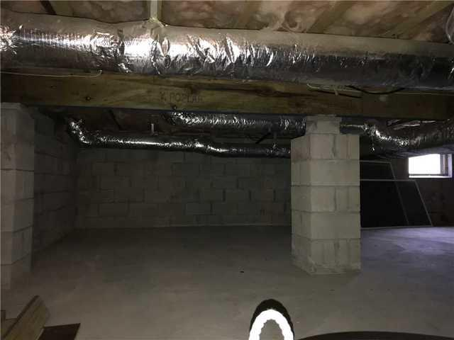 Crawl Space Supports Installed in Flemington, NJ