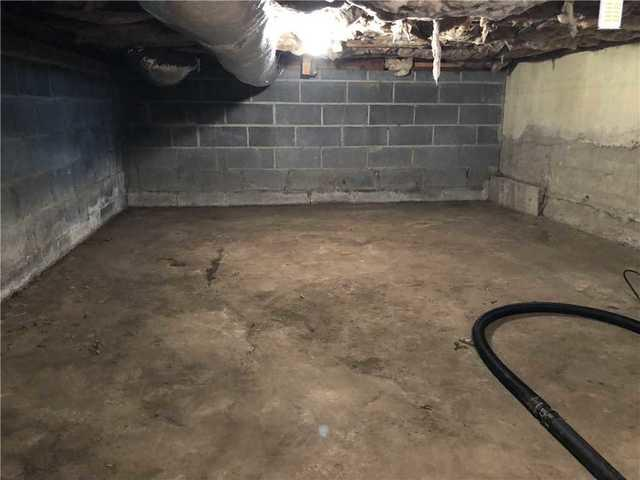 Encapsulated Crawl Space in Old Tappan, NJ