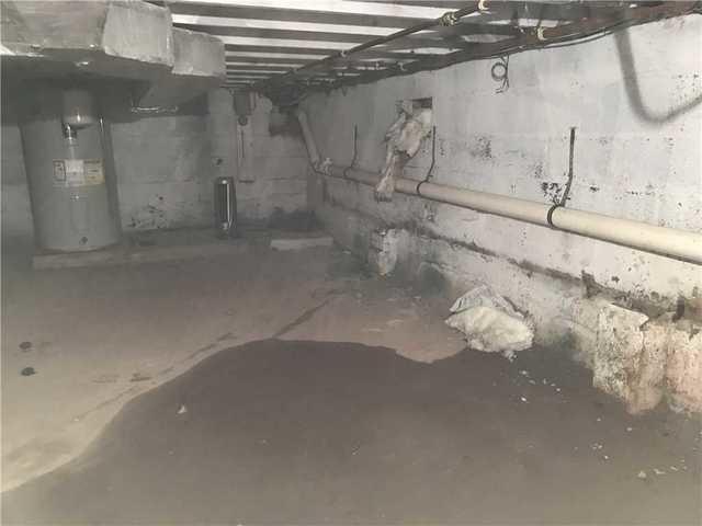 Dry Crawl Space in Princeton, NJ
