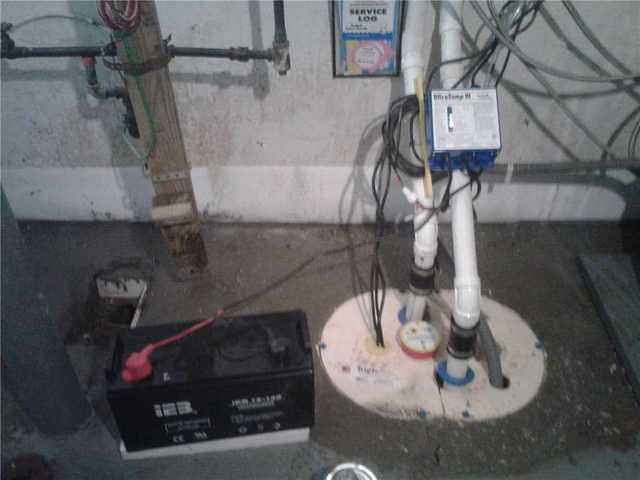 Failing Sump Pump Replacement in Secaucus, NJ