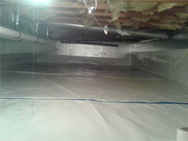 Crawl Space Repair in Plainsboro, NJ