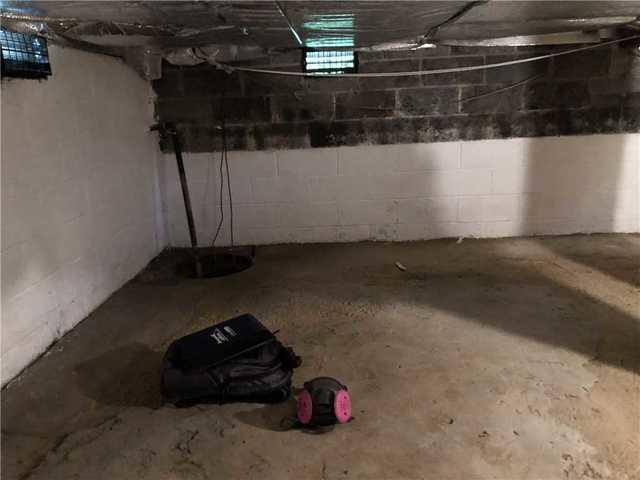 Waterproofed Crawl Space in Belford, NJ