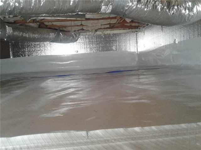 Crawl Space Waterproofing in Scotch Plains, NJ