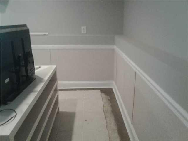 Basement Wall Panel Installation in Hillsborough