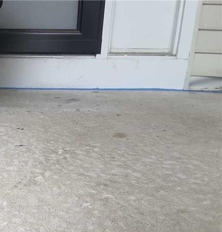 Sinking and Settling Front Porch Raised in Toms River