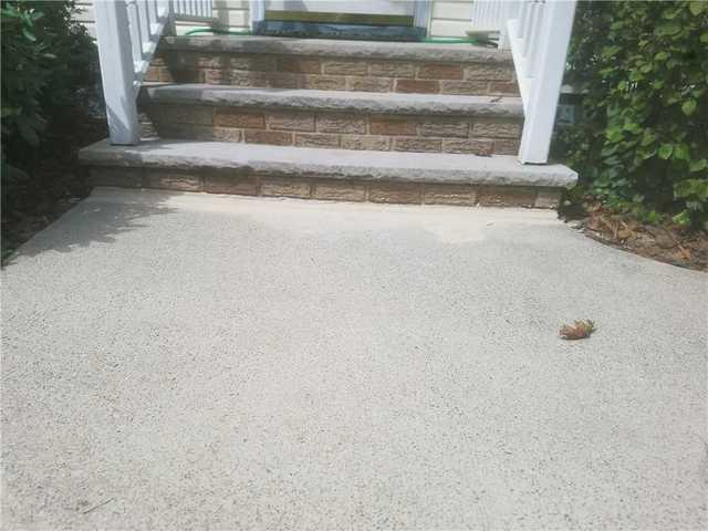 Front Step Raised in Edison, NJ