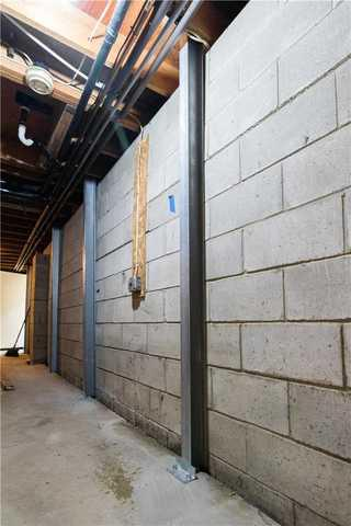 Foundation Repair to Basement Wall Cracks in Jackson, NJ