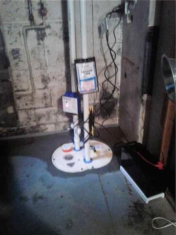 Basement Waterproofed in Demarest, NJ