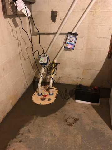 Waterproofing in Washington Township
