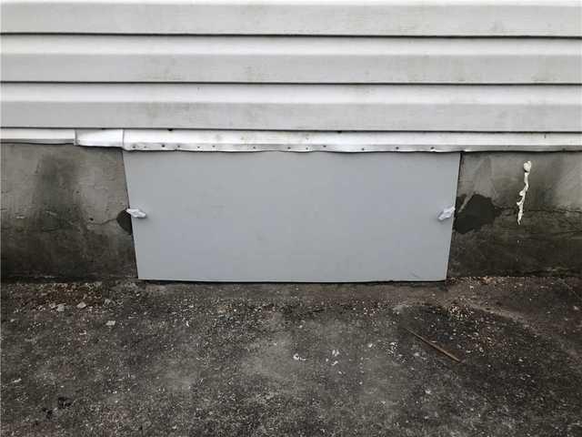 Crawl Space Repair in Bergenfield, NJ