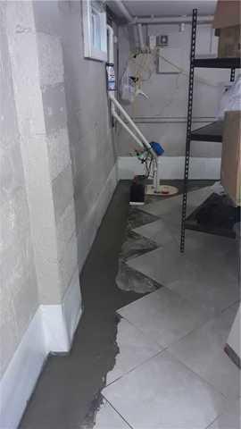 Leaky Basement Repair in Irvington, NJ