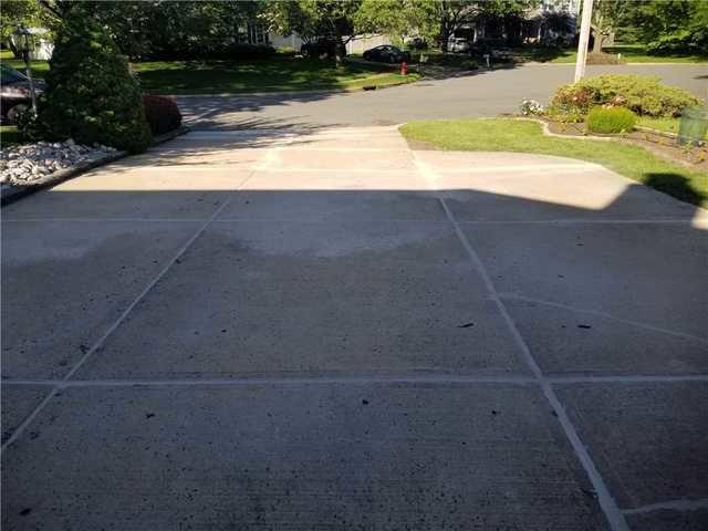 Driveway Concrete Settlement in Lawrenceville, NJ