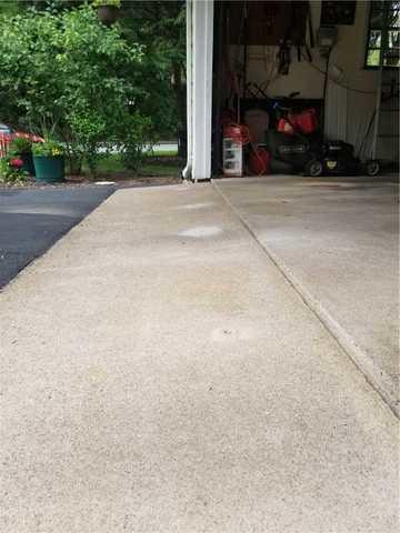 Garage Apron Leveled in Hawthorne, NJ