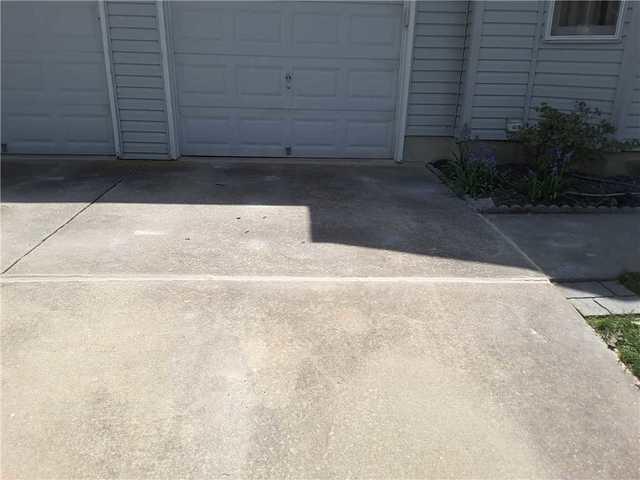 Driveway Concrete Settlement in Mullica Hill, NJ