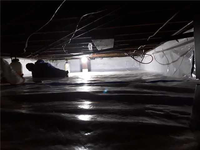 Crawl Space Restoration in Sayreville, NJ