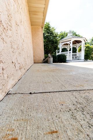 Quality 1st Raises Sunken Concrete at Three Bridges Fire Co.
