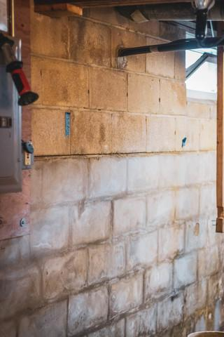 Carbon Armor Installed for Bowing Walls In Brick, NJ