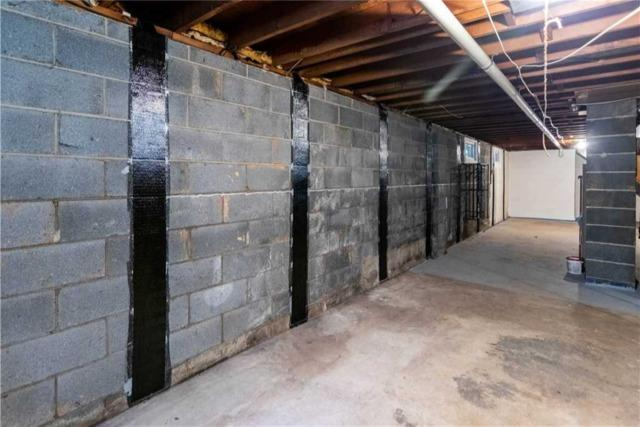 Bowing Walls Stabilized in Bridgewater, NJ Home