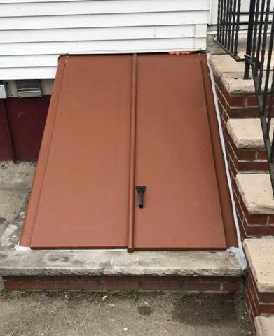 Bilco Door Installed In City Of Orange