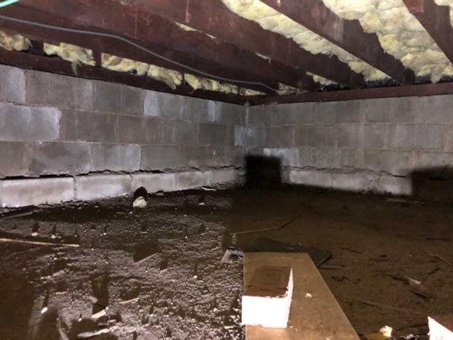 Crawl Space Repair in Millburn, NJ