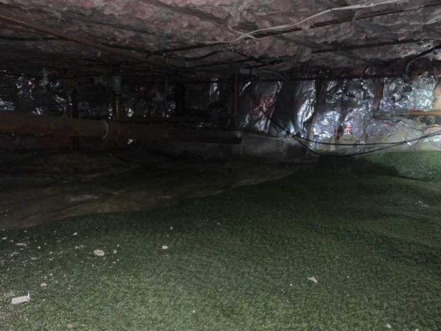 Creating a Healthy Crawl Space in Millstone, NJ