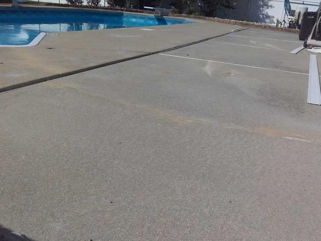 Pool Deck Raising in Mullica Hill, NJ