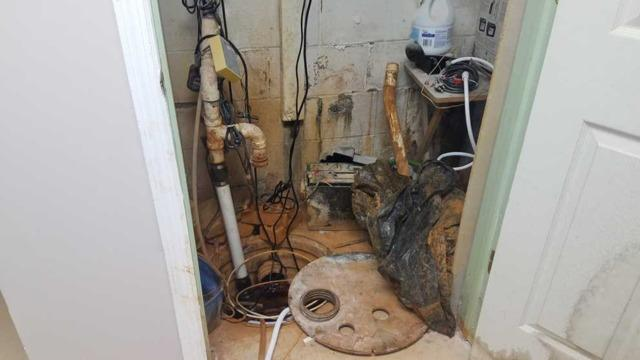 Nasty Sump Pump Replacement in Old Bridge Township, NJ