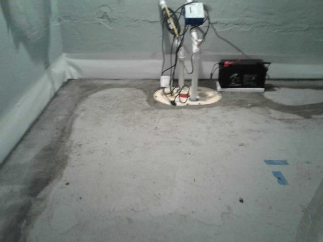 Sump Pump Replacement in Dunellen, NJ
