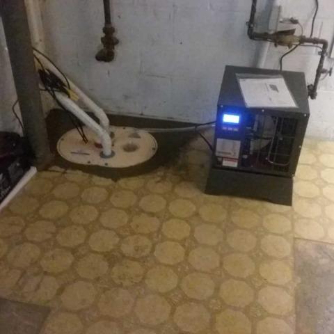 Sump Pump Replacement in Linden, NJ