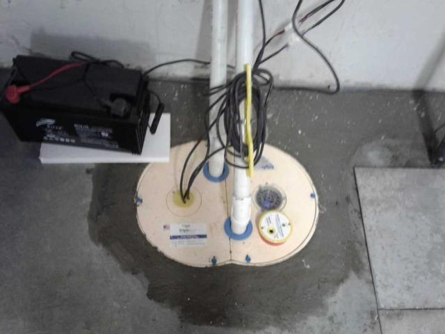 Failing Sump Pump in Staten Island, NY