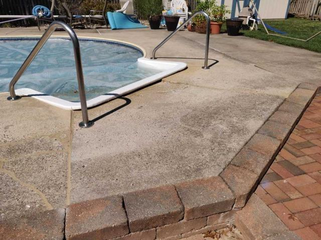 Concrete Raising Pool Deck- Delran, NJ