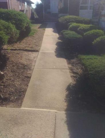 Front Walkway in Bergen County, NJ