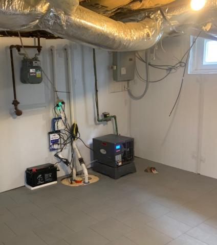 Resolving the Problem of High Humidity, Wet Walls, and Wet Floors in Roselle Park, nJ