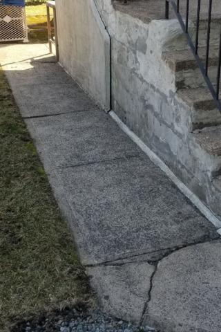 Sealing Concrete Walkway Cracks in Hillsdale, NJ