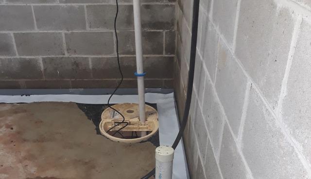 Sump Pump Replacement in Bridgewater, NJ