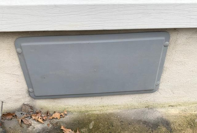Sealing Out Moisture with AirTight Vent Covers - Teaneck, NJ